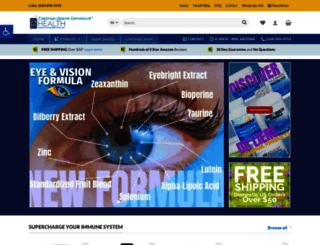 integratedhealth.com screenshot