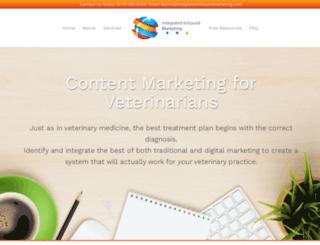 integratedinboundmarketing.com screenshot