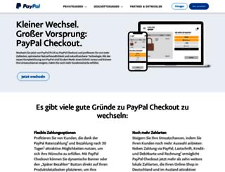 integration.billsafe.de screenshot