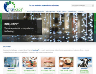 intelicaps.net screenshot
