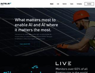 intelie.com screenshot