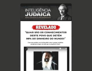 inteligenciajudaica.com.br screenshot