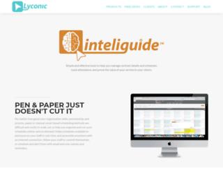 inteliguide.net screenshot