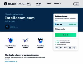 intellecom.com screenshot
