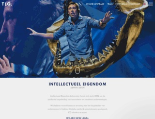 intellectueeleigendomadvocaten.nl screenshot