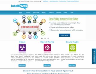 intellibuzz.com screenshot