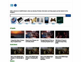 intellichristian.com screenshot