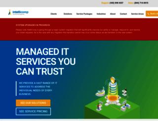 intellicomp.us screenshot