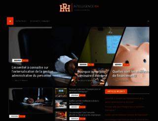 intelligence-rh.com screenshot
