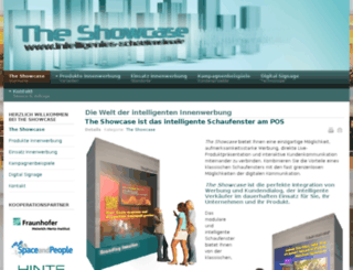 intelligentes-schaufenster.de screenshot
