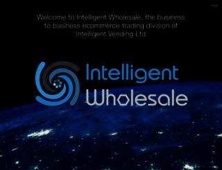 intelligentvending.co.uk screenshot