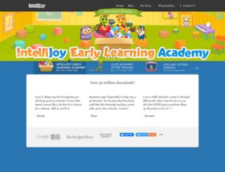 intellijoy.com screenshot