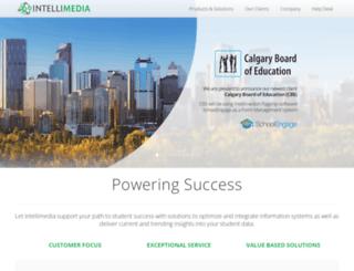 intellimedia.ca screenshot