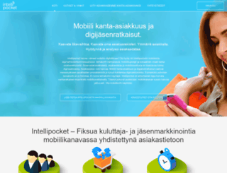intellipocket.com screenshot