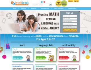 intelliseeds.com screenshot