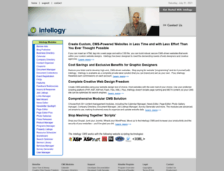 intellogy.net screenshot