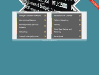 intelnics.com screenshot