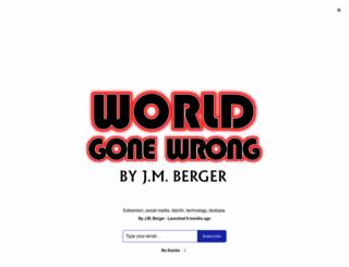 intelwire.com screenshot