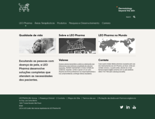 intendis.com.br screenshot