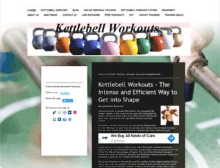 intense-kettlebell-workouts.com screenshot