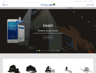 intenselighting.com screenshot
