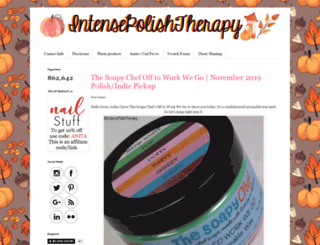 intensepolishtherapy.blogspot.ca screenshot