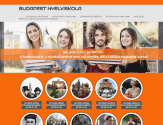 inter-lingua-nyelviskola.hu screenshot