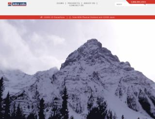 inter-mtn.com screenshot