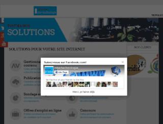 inter-technologie.net screenshot