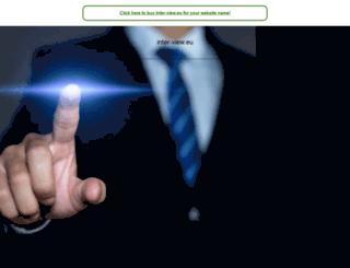 inter-view.eu screenshot