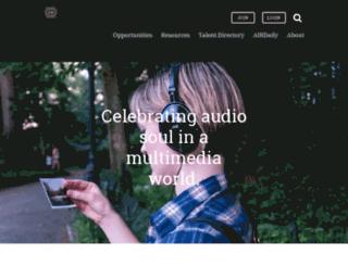 interact.airmedia.org screenshot