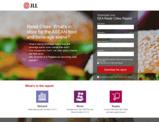 interact.jll.com screenshot