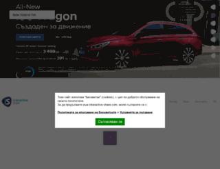 interactive-share.com screenshot