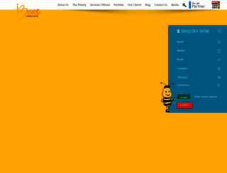 interactivebees.com screenshot