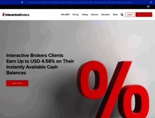 interactivebrokers.com screenshot