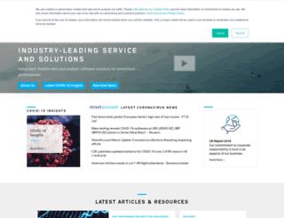 interactivedata-ms.com screenshot
