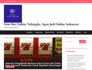 interactiveinsightsgroup.com screenshot
