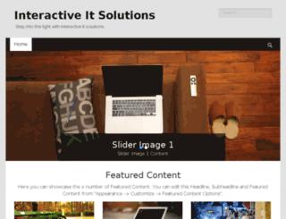 interactiveitsolutions.com.au screenshot