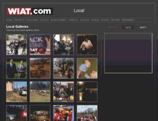 interactives.cbs42.com screenshot