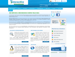 interactivewebservices.com screenshot