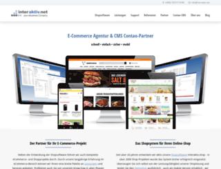 interaktiv.net screenshot