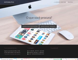 interalpha.com.br screenshot