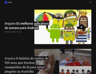 interamais.com.br screenshot