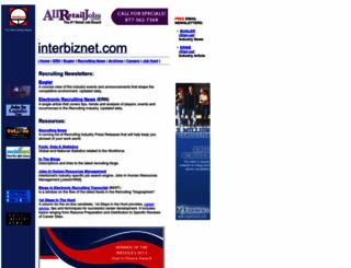 interbiznet.com screenshot