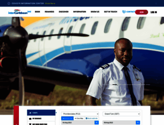 intercaribbean.com screenshot