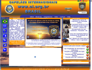interchap.org.br screenshot