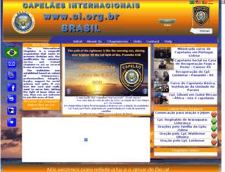 interchap.org.br screenshot