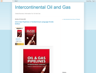 intercontinentaloilandgas.blogspot.com screenshot