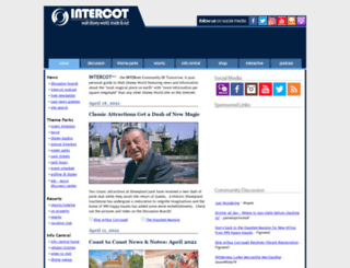 intercot.com screenshot