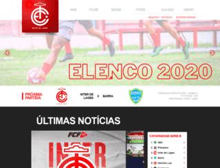interdelages.com.br screenshot